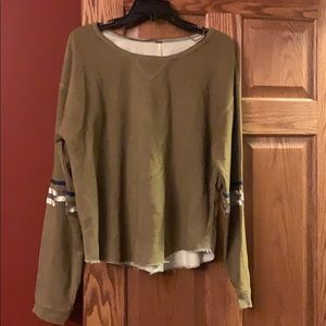 Free People embellished sweater